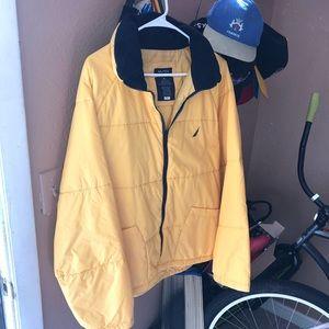 Nautica Jackets Coats Vintage Lightweight Puffer Coat Size L